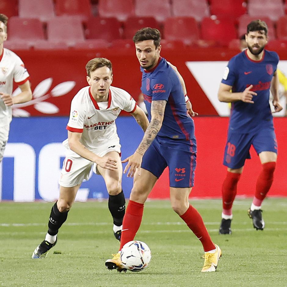 Temp. 20-21 | Atleti - Sevilla | Saúl