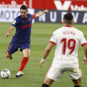 Temp. 20-21   Atleti - Sevilla   Koke