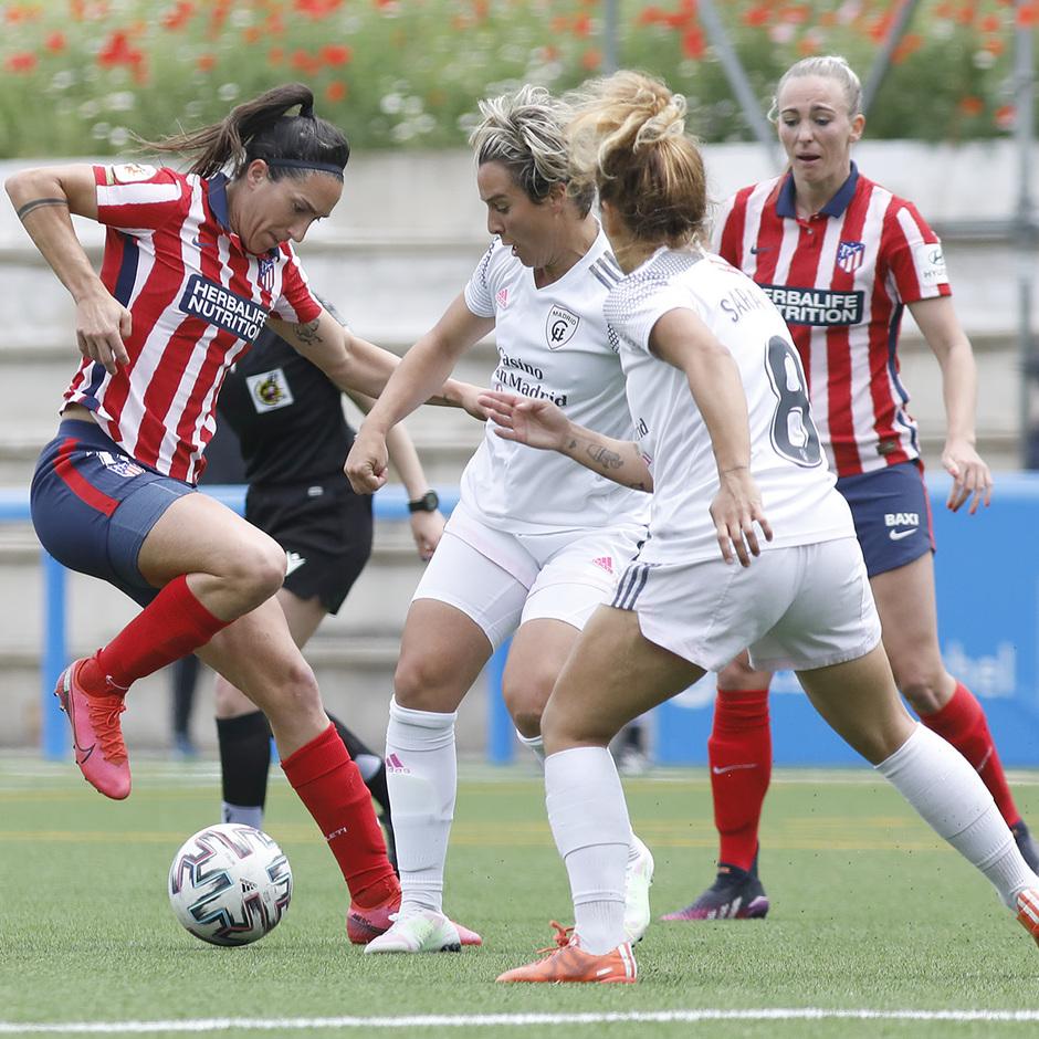 Temp. 20-21 | Madrid CFF - Atleti | Meseguer