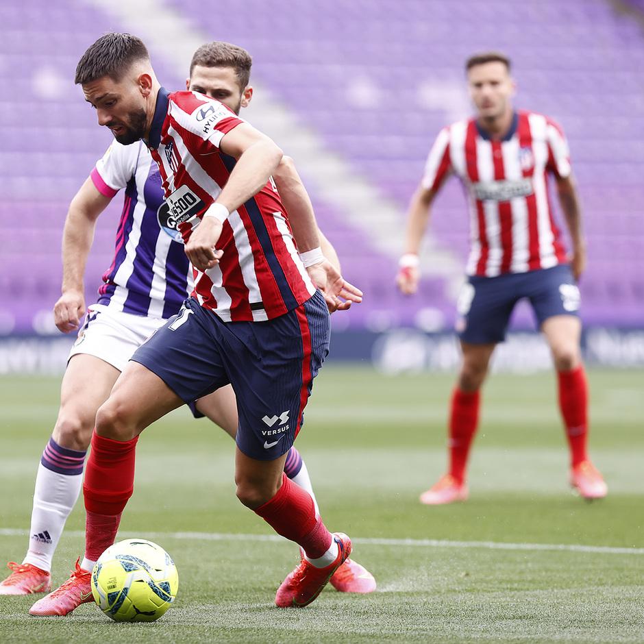 Temp. 20-21 | Valladolid-Atleti | Yannick Carrasco