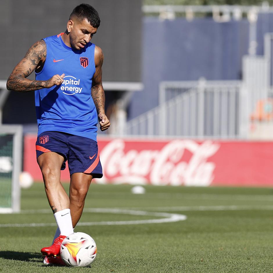 Temp 21/22 | Entrenamiento 05/08/2021 | Correa
