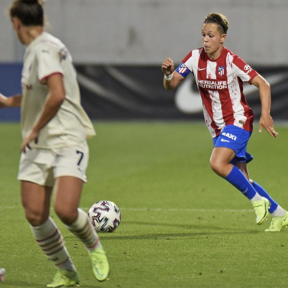 Temp 21/22 | Atleti Femenino - AC Milán | Amanda Sampedro