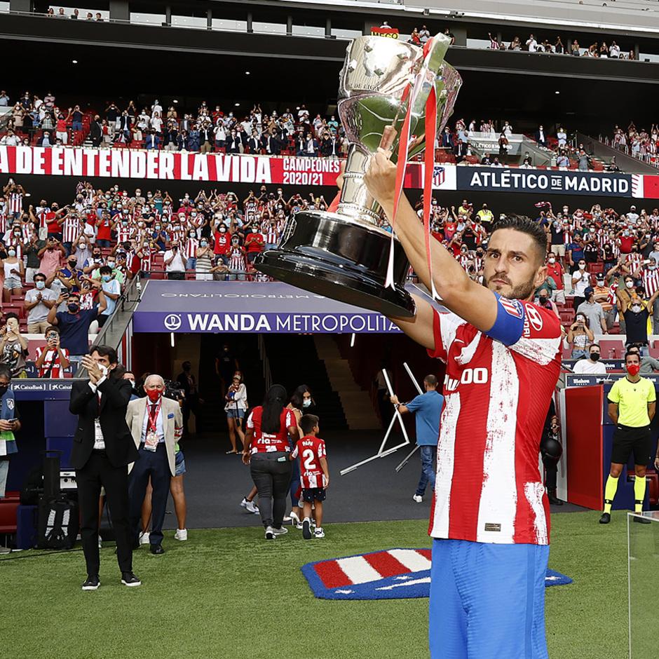 Temp 21/22 | Atlético de Madrid - Elche | Koke