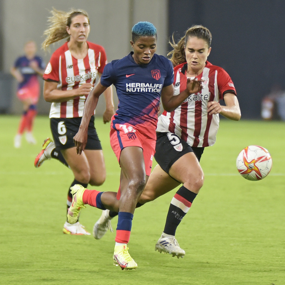 Temporada 2021/22   Trofeo Carranza   Athletic-Atleti Femenino   Ajibade