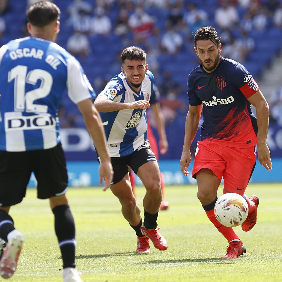 Temporada 21-22 | Espanyol - Atlético de Madrid | Koke