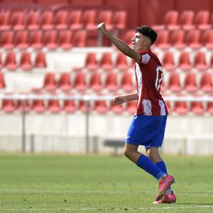Temporada 2021/22   Atlético de Madrid Juvenil A - Porto   Youth League   Slim