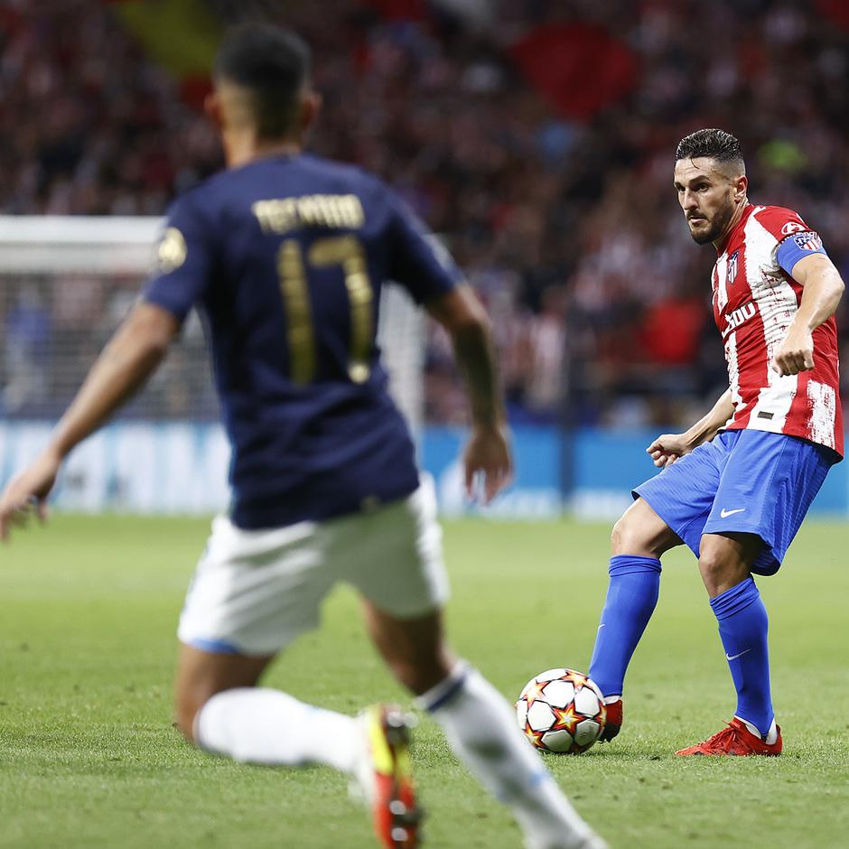 Temp. 21-22 | Atleti - FC Porto | Koke