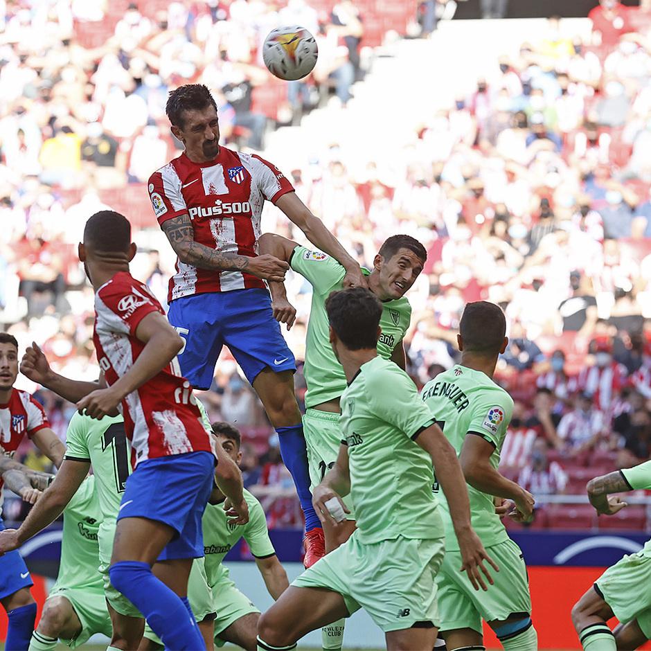 Temporada 21/22 | Atlético de Madrid - Athletic Club | Savic
