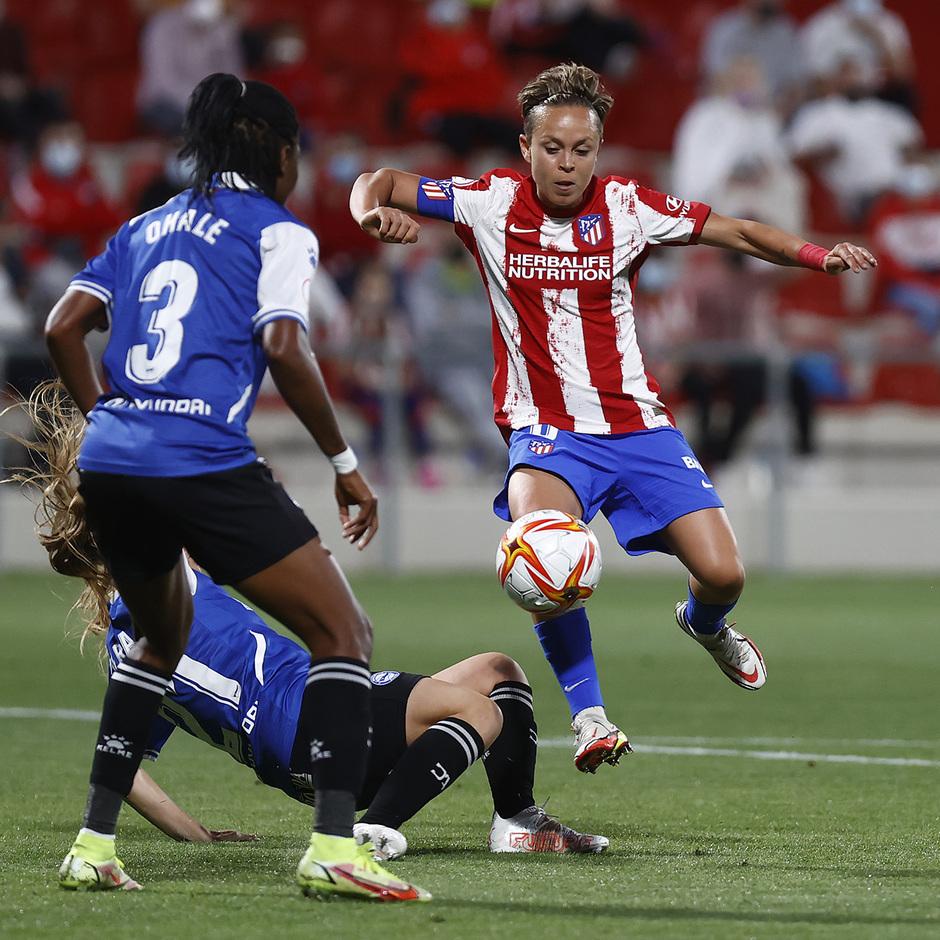 Temporada 2021/22 | Atlético de Madrid Femenino-Alavés | Amanda