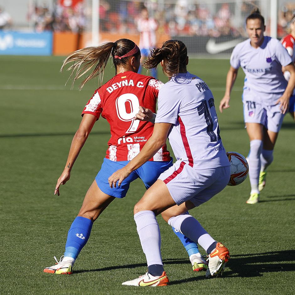 Temporada 21-22 | Atleti Femenino-Barcelona | Deyna