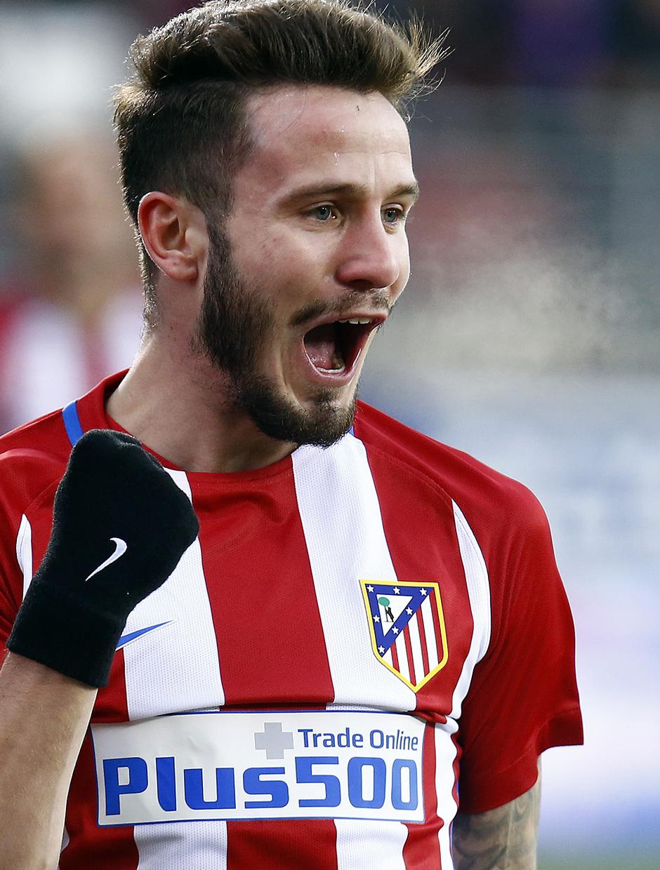 Temp. 16/17 | Eibar - Atlético de Madrid | Saúl