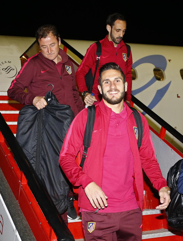 Temporada 2016-17. llegada a Granada. Koke