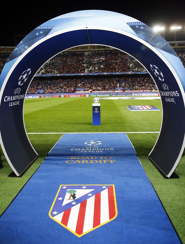 Temp. 16/17 | Atlético de Madrid - Bayer Leverkusen