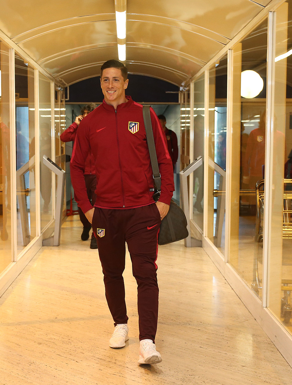 Temp. 16-17. Llegada a Sevilla | Torres