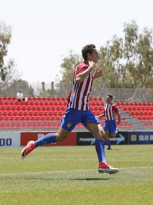 Temp. 16/17 | Atlético de Madrid - Juvenil A. 8