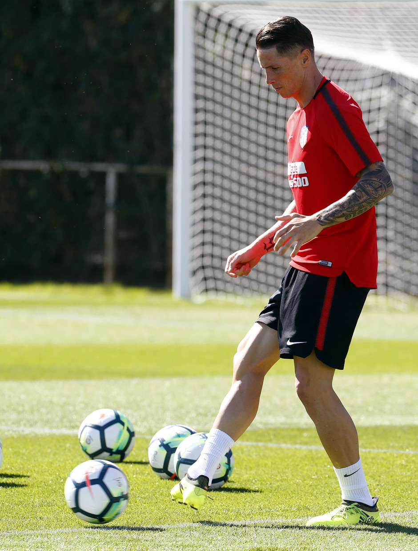 Temp. 17-18 | Entrenamiento primer equipo 13.09.2017 | Torres