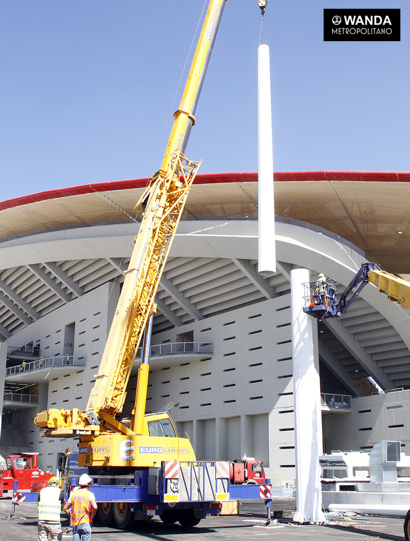 13 de septiembre de 2017. Wanda Metropolitano