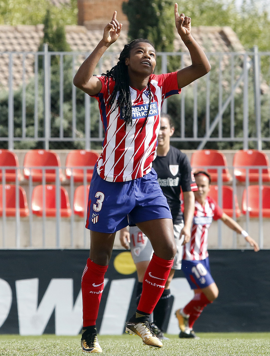 Temp. 17-18 | Atlético de Madrid Femenino - Athletic Club | Ludmila