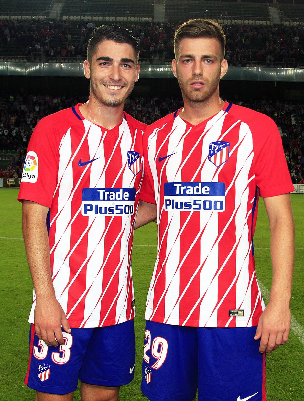 Temp. 17-18 | Elche-Atlético de Madrid | Toni Moya y Sergi