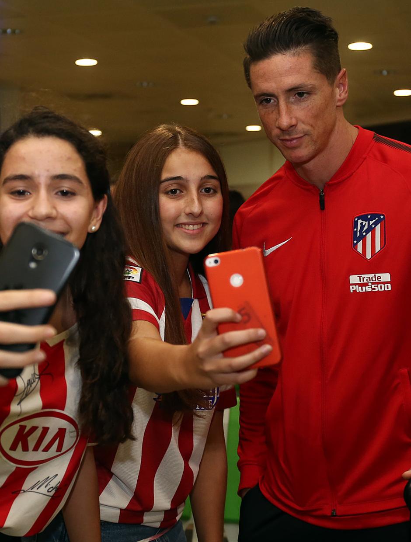 Temp. 2017-2018. Llegada del equipo a La Coruña. Torres