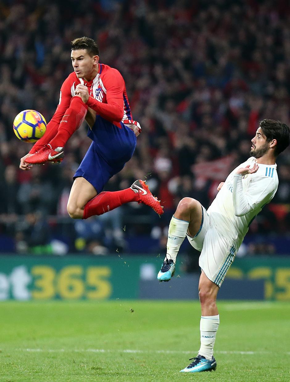 Temp. 17-18 | Atlético de Madrid - Real Madrid | Lucas