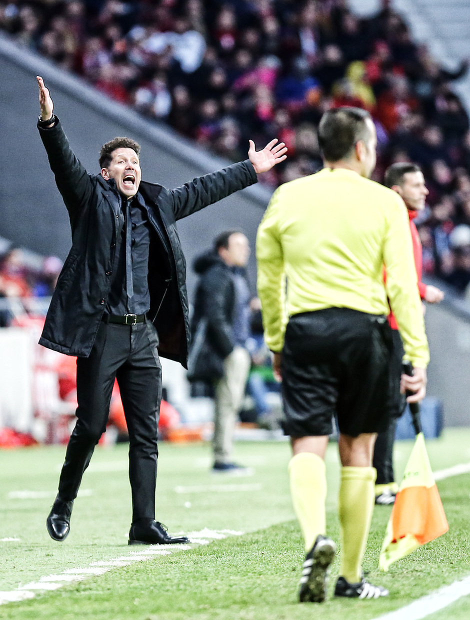 Temp. 2017-2018. Atlético de Madrid-Real Sociedad. Simeone