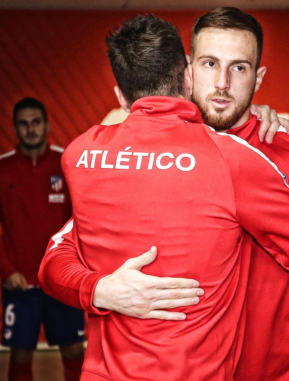 Temp. 2017-2018. Atlético de Madrid-Real Sociedad. Oblak