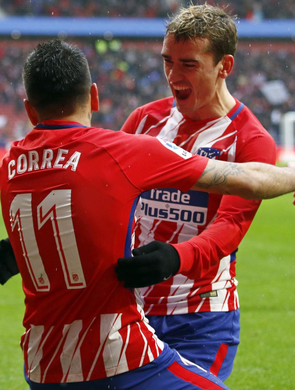 Temp. 17-18 | LaLiga| Atlético de Madrid-Getafe | Celebración
