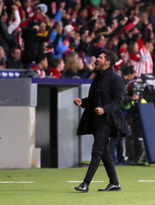 Temp. 17/18 | Atlético de Madrid - Deportivo de La Coruña | 01-04-18 | Jornada 30 | Simeone