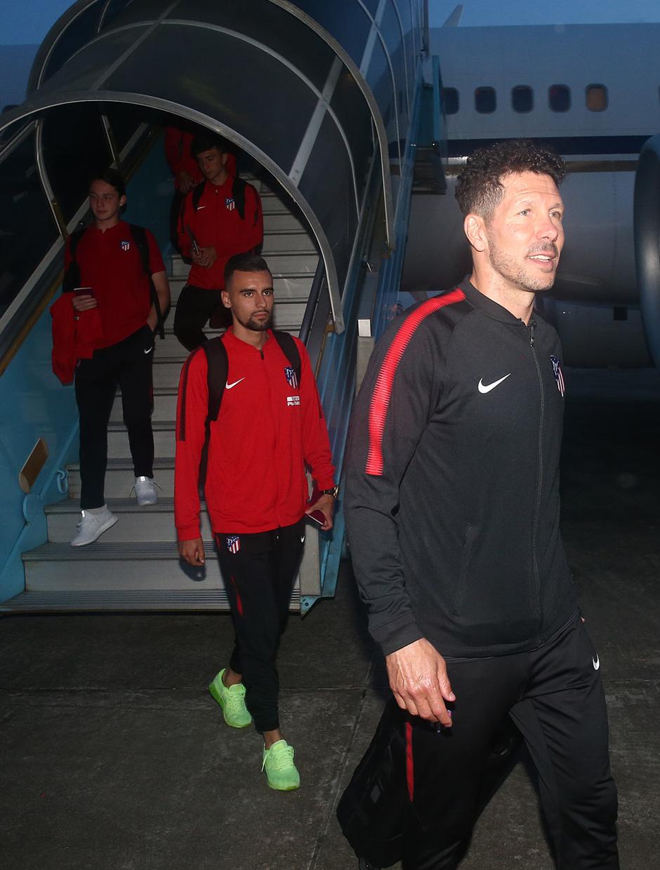 Temp. 17-18 | Atlético de Madrid en Nigeria | Simeone