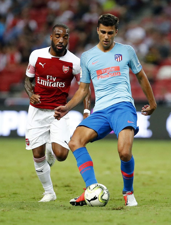 Temporada 2018-2019 | ICC Singapur  | Atlético de Madrid - Arsenal | Pase Rodrigo
