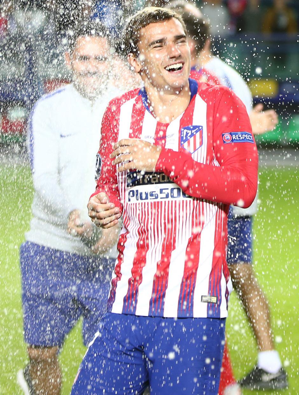 Temporada 2018-2019. Campeones Supercopa | Griezmann