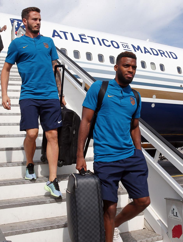 Temporada 2018-2019 | Llegada a Mónaco | Lemar y Saúl