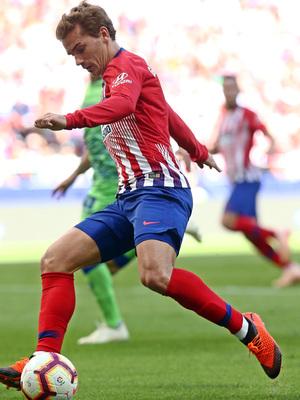 Temporada 18/19 | Atleti - Real Betis | Griezmann