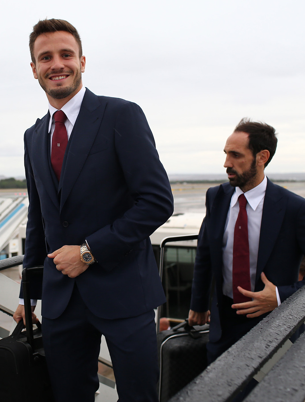 Temporada 18/19 | Villarreal - Atleti | Viaje | Saúl