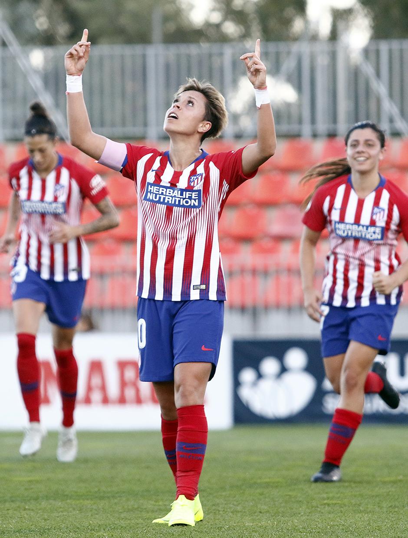Temporada 18/19 | Atlético de Madrid Femenino - Madrid CFF | Amanda