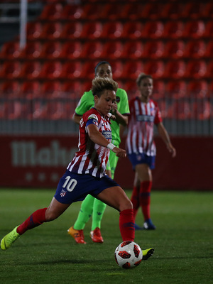 Temp. 18-19 | Atlético de Madrid Femenino-Levante UD. Amanda