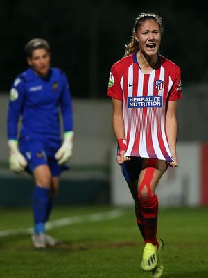 Temp. 18-19 | Atlético de Madrid Femenino-Levante UD. Laia