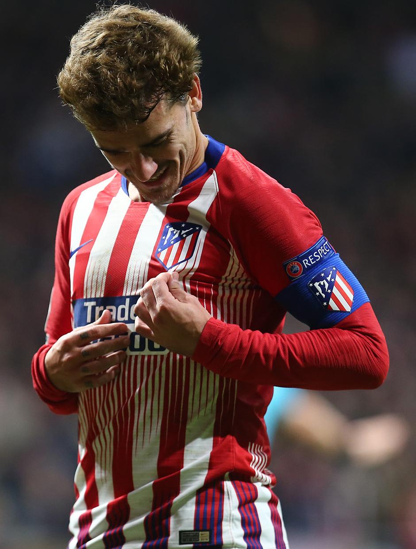 Temporada 2018-2019 | Atlético de Madrid - Dortmund | Griezmann