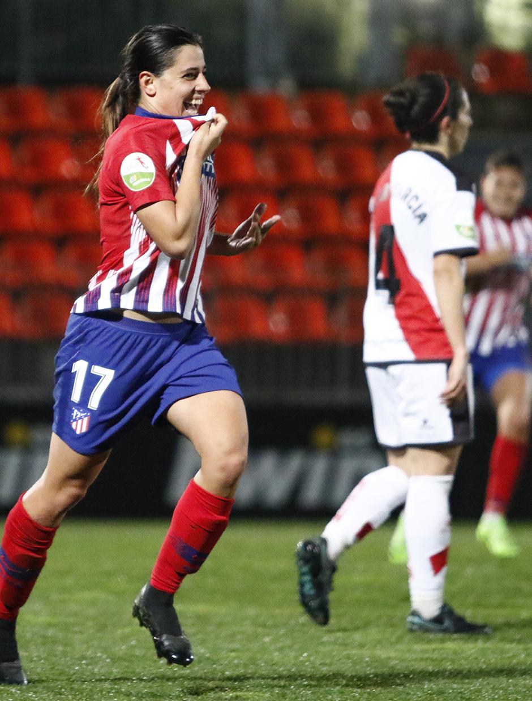 Temporada 2018-2019 | Atlético de Madrid Femenino - Rayo Vallecano | Chidiac