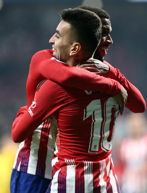Temporada 18/19 | Atleti - Sant Andreu | Correa y Lemar