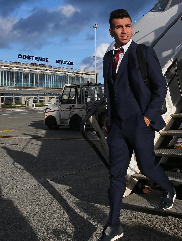 Temporada 2018-19 | Llegada a Brujas | Correa