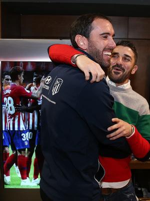 Temp. 18-19 | Visita Torres y Villa al Wanda Metropolitano | Godín