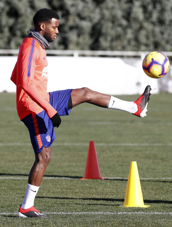 Temp. 18-19 | Entrenamiento Ciudad Deportiva Wanda | Lemar