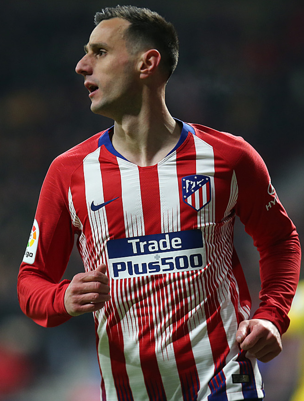 Temporada 18/19 | Atleti - Girona | Copa del Rey | Kalinic
