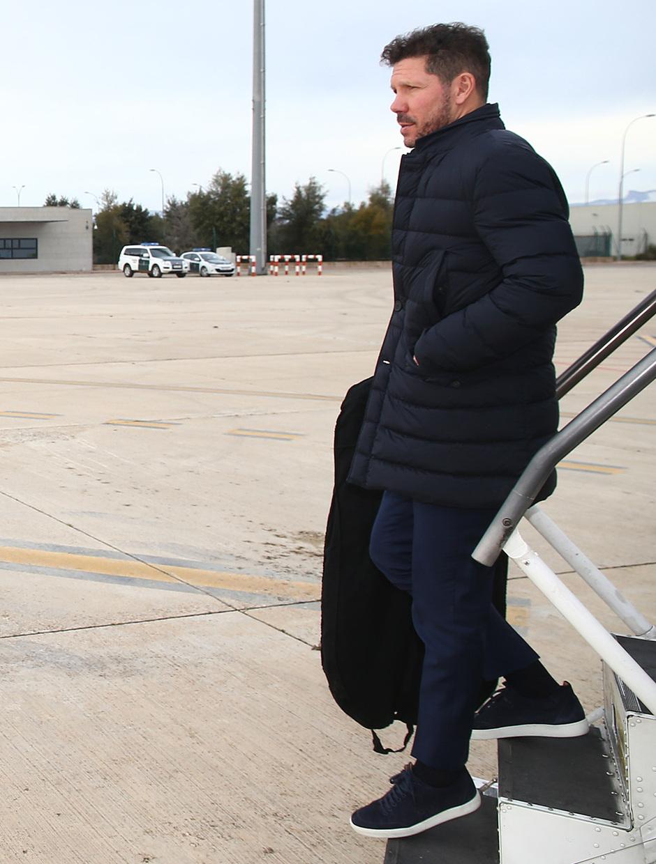 Temporada 18/19 | Llegada a Huesca | Simeone