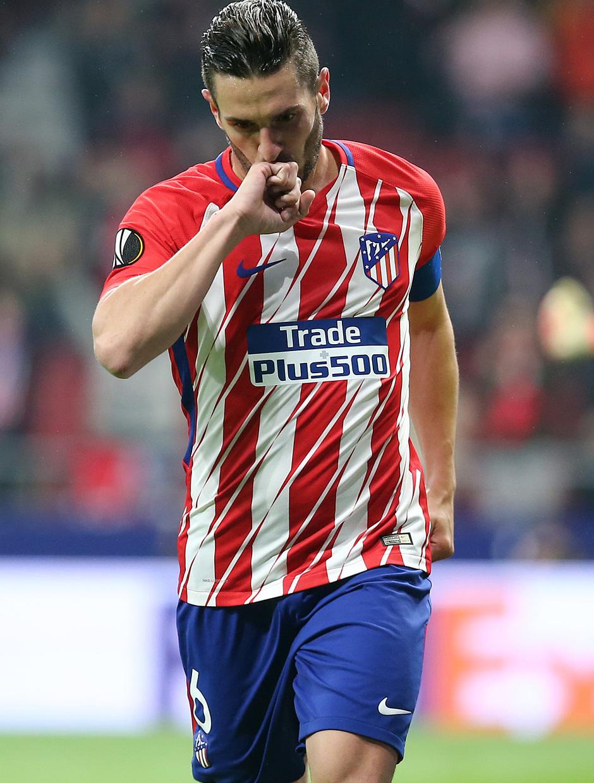 Primer gol Koke Wanda Metropolitano