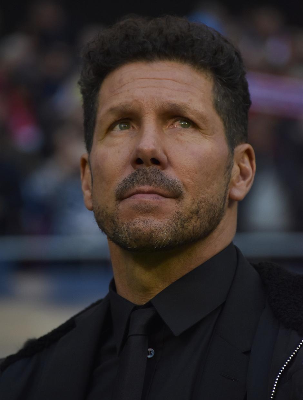 Temporada 18/19 | Atlético de Madrid - Girona | Simeone