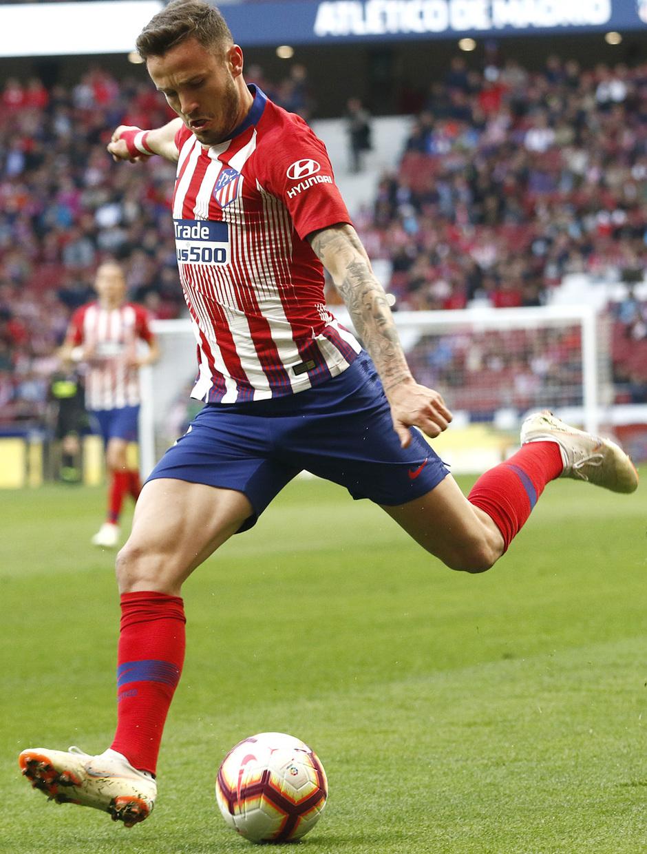Temporada 18/19 | Atlético de Madrid - Girona | Saúl