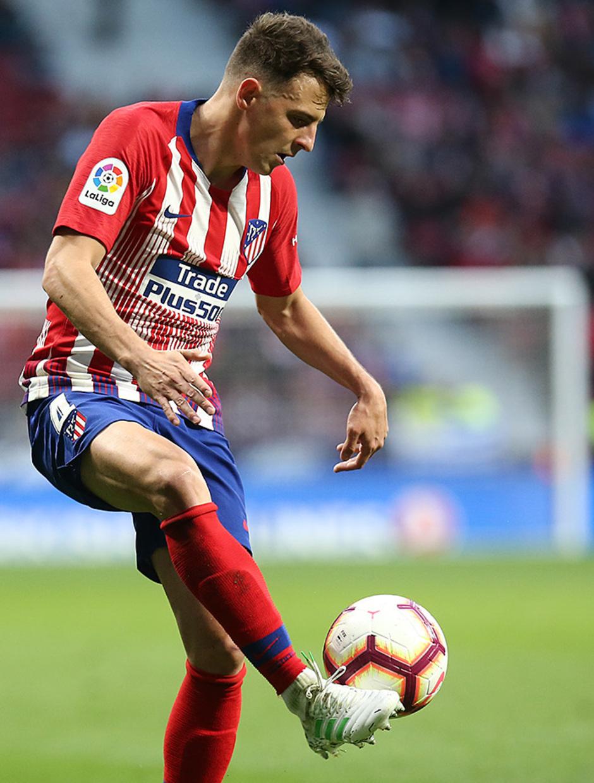 Temporada 18/19 | Atlético de Madrid - Girona | Arias